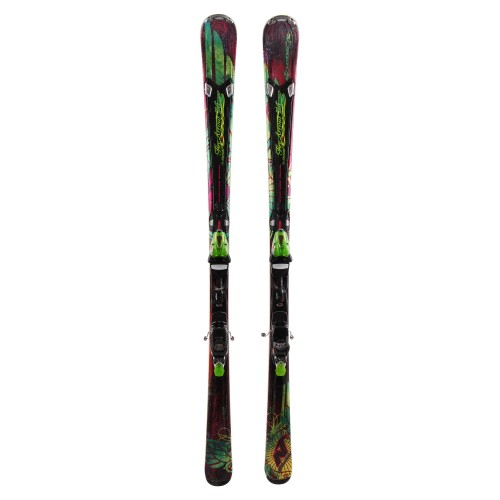 Esquí Nordica Fire Arrow 74 EDT + fijaciones