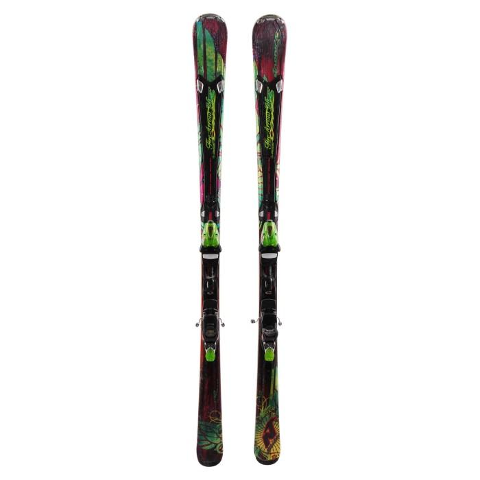 Ski Nordica Fire Arrow 74 EDT + bindings