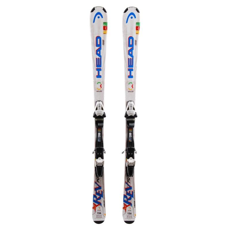 Ski occasion Head Rev 70 Qualité A + fixations