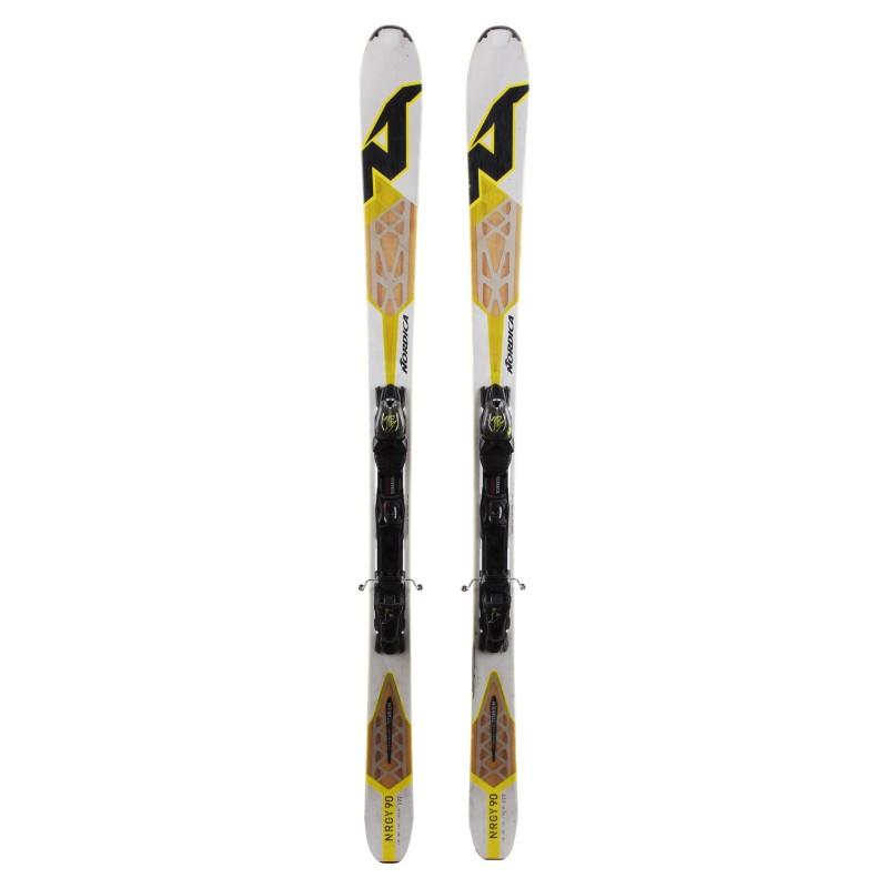Ski Nordica NRGY 90 + bindings