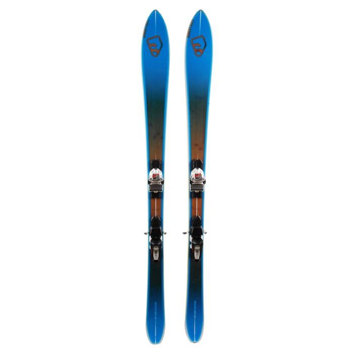 Ski gebraucht Salomon BBR V Shape 8.9
