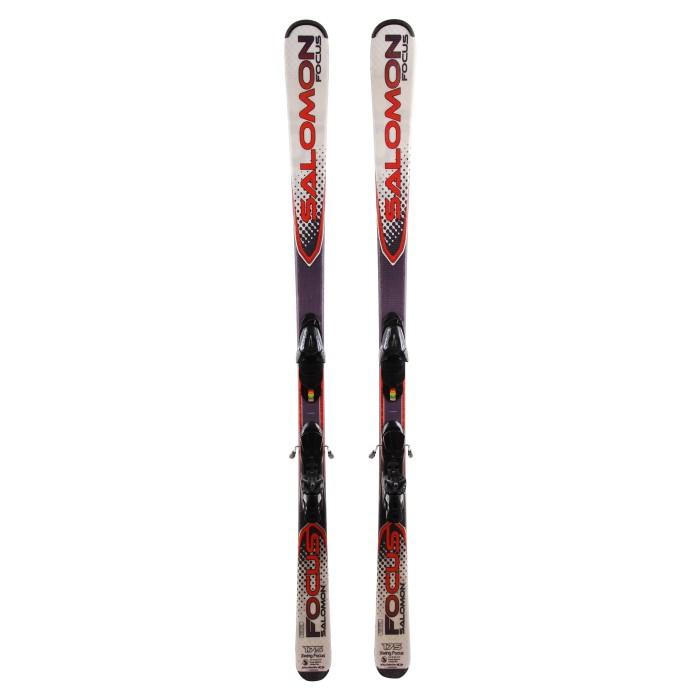 Esquí Salomon x wing Focus + fijaciones