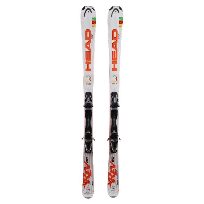 Ski Head Rev 80 + bindings
