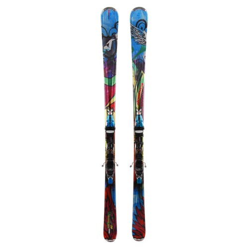 Ski occasion Nordica Fire Arrow 80 + Fixations