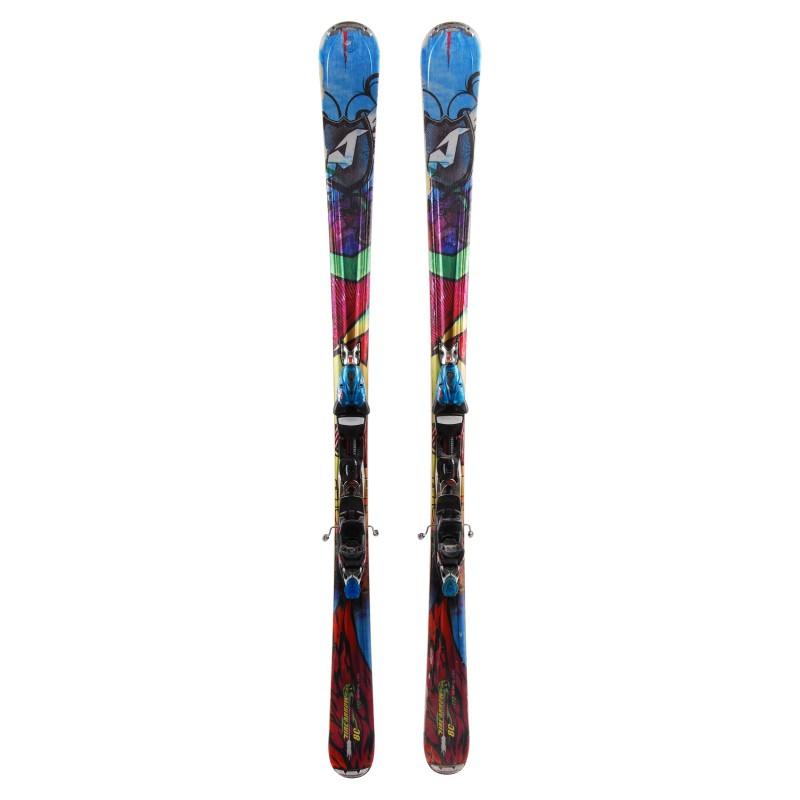 Ski Anlass Nordica Fire Arrow 80 - Befestigungen