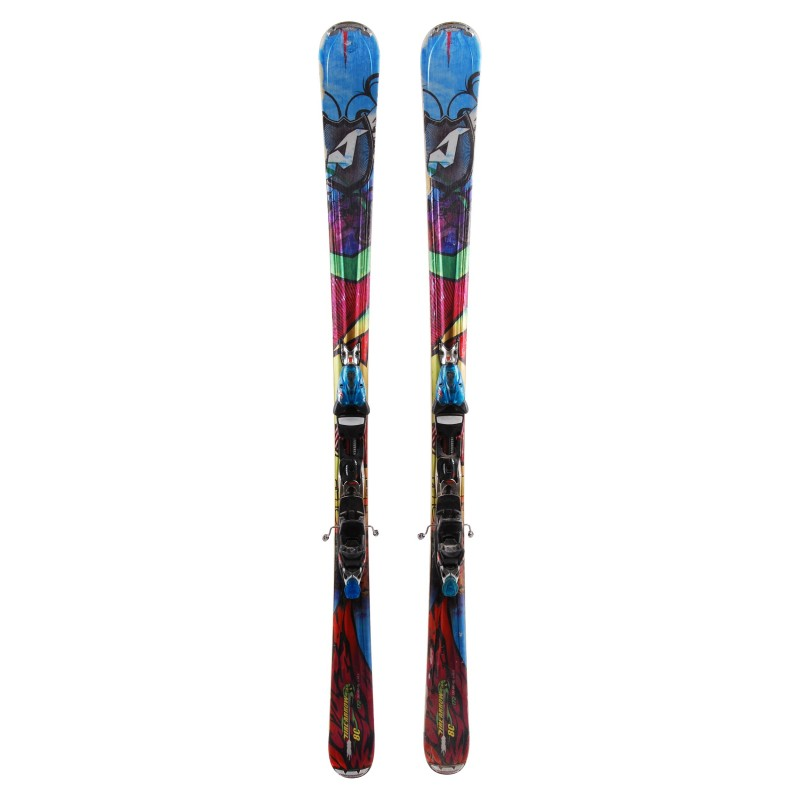 Ski occasion Nordica Fire Arrow 80 + Fixations - troisième choix