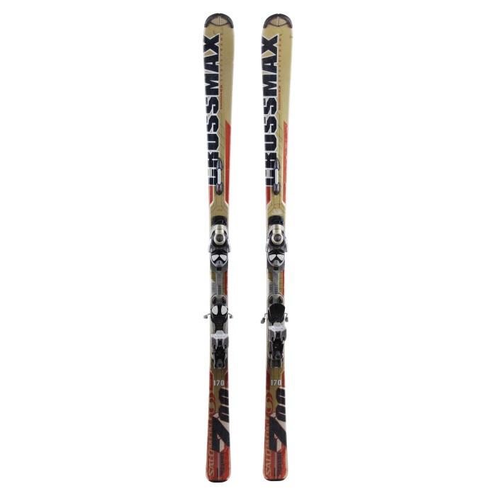 Ski Anlass Salomon Crossmax 700 - Bindungen