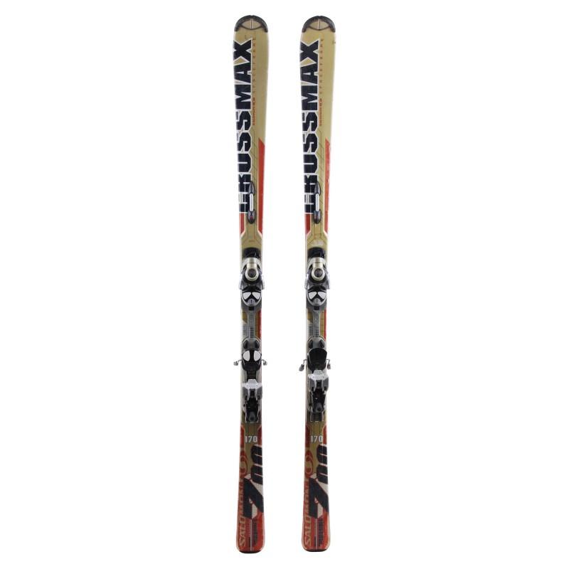 Ski Salomon Crossmax 700 + Bindung