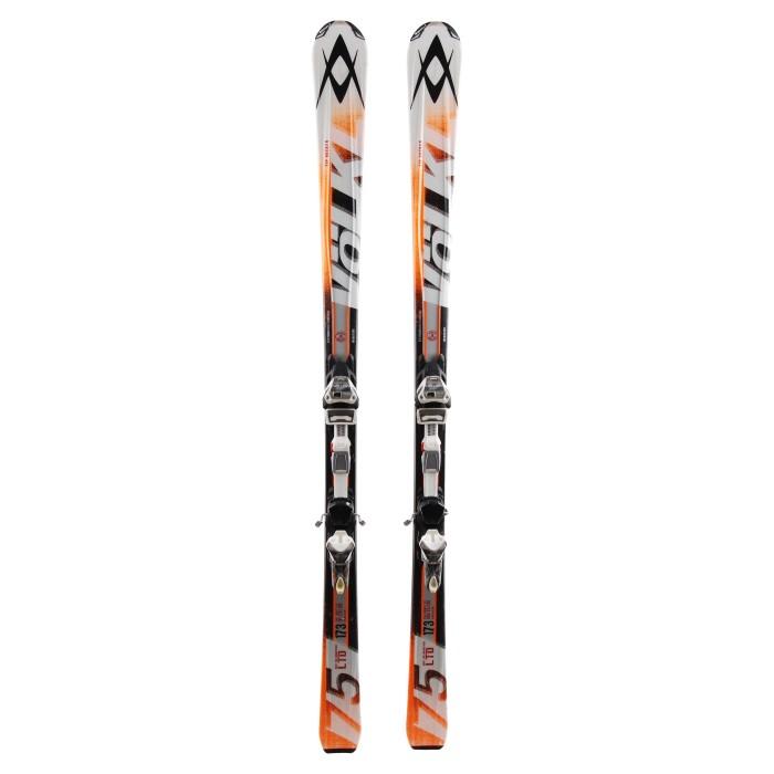 Ski occasion Volkl 75 LTD + fixations