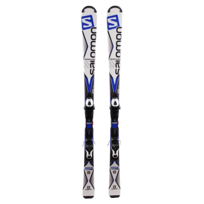 Ocasión de esquí Salomon Focus XDrive - fijaciones