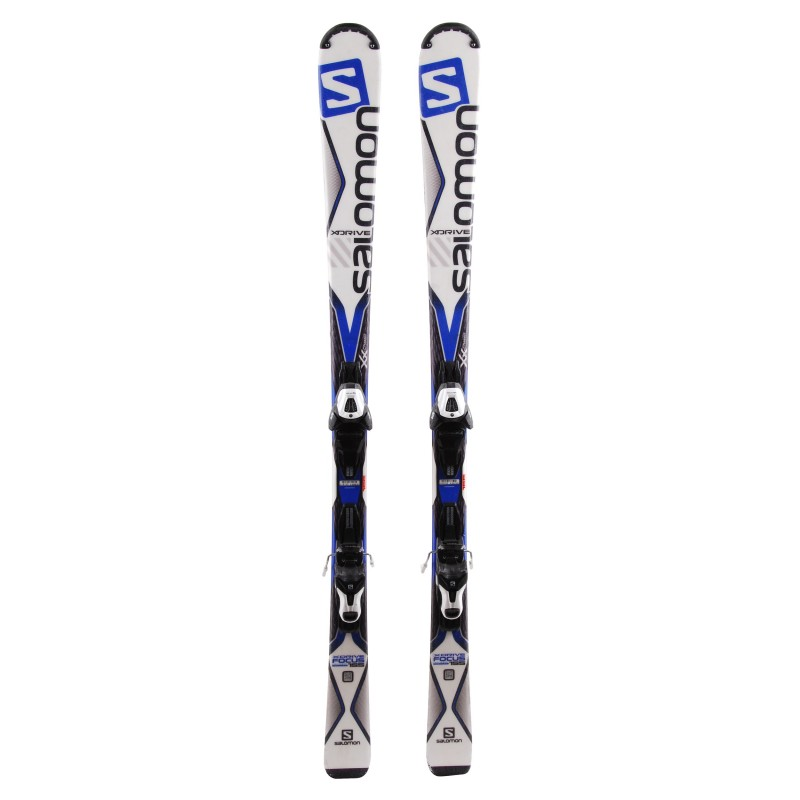 Ski occasion Salomon Focus XDrive Qualité A + fixations