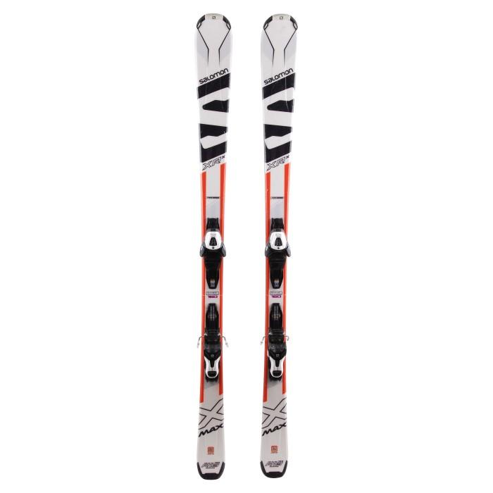 Ski gebraucht Salomon X Max X RX - Befestigungen