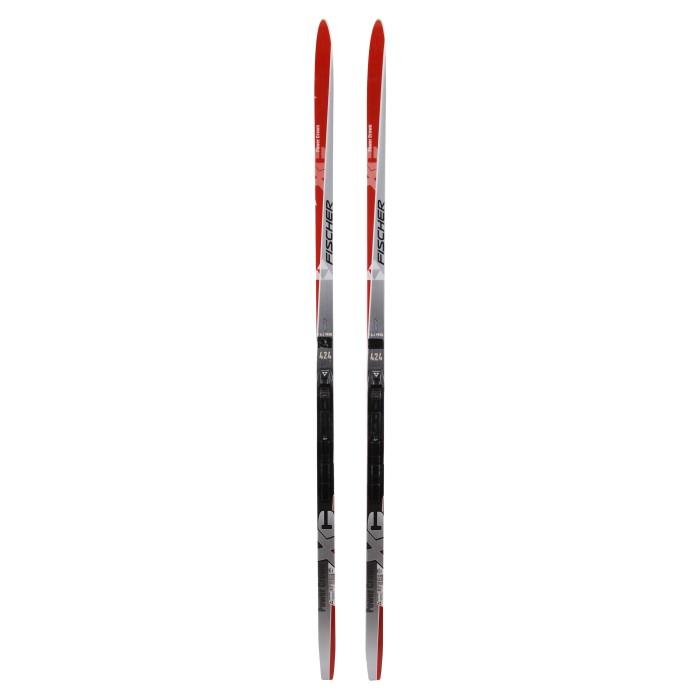 Gebrauchter Langlauf Fischer XC Power Crown - SNS Profilbefestigung