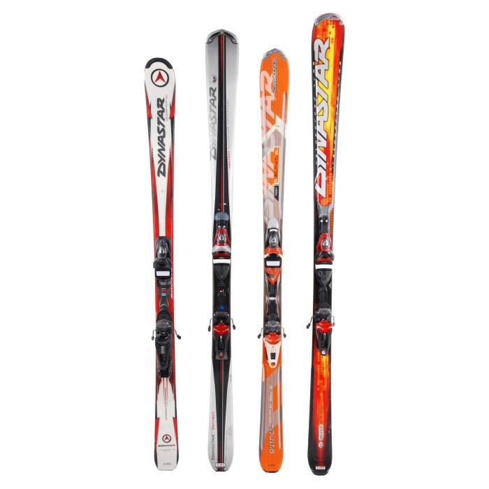 Ski Gelegenheit Erwachsene Dynastar alle Modelle bei 29 Grad - Fixierungen