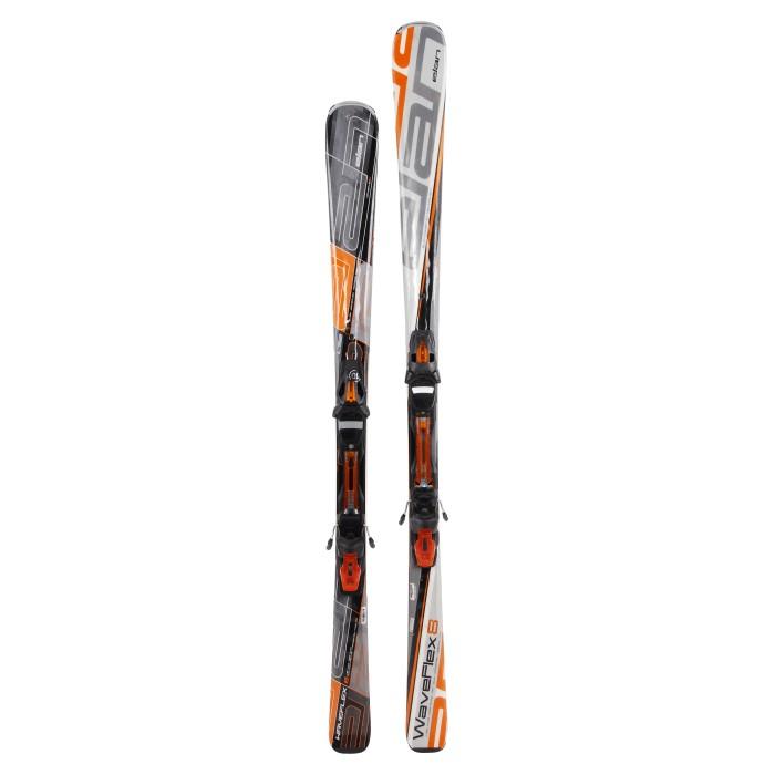 Ski adulto eLAN todos los modelos a 29 grados - Fijaciones