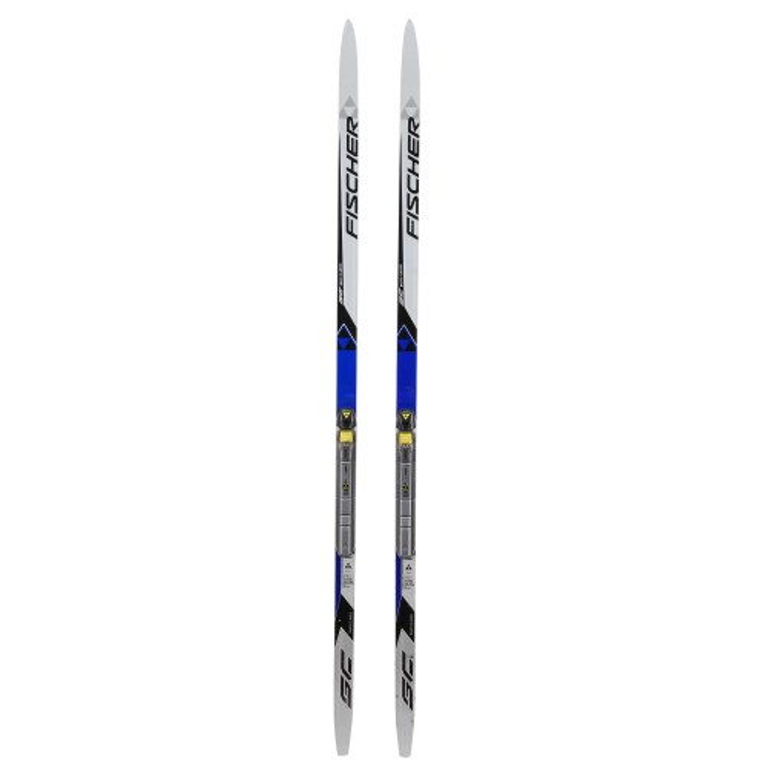 Ski de fond occasion Fischer SC Skate Classic + fixation norme SNS profil