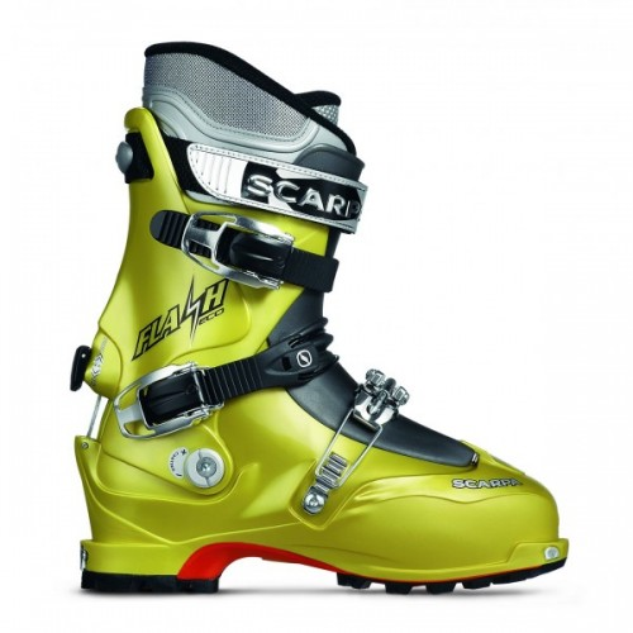 Chaussure ski randonnée scarpa flash eco