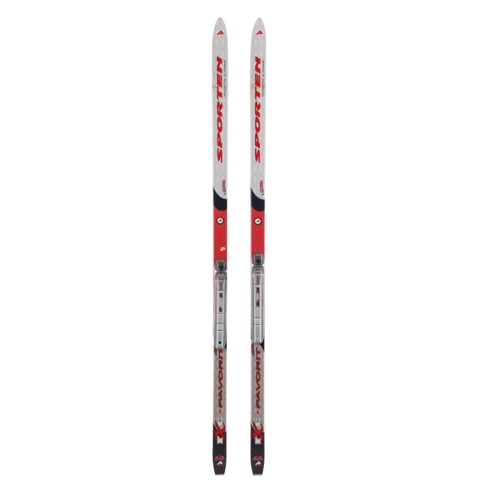 Ski de fond occasion Sporten RXC Favorit + fixation SNS Profil