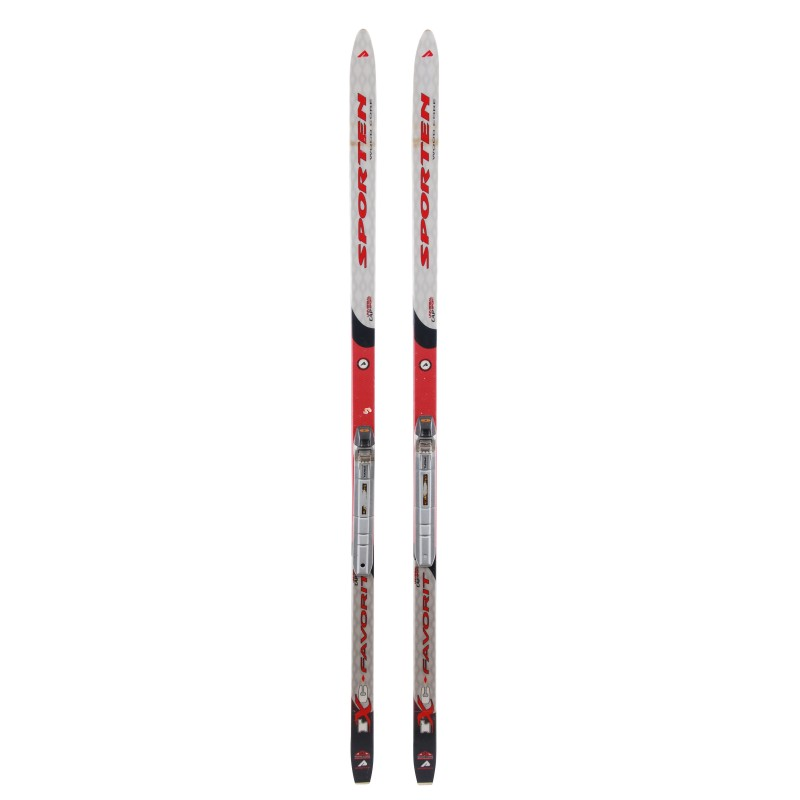 Ski de fond occasion Sporten Wood + fixation SNS Pilot