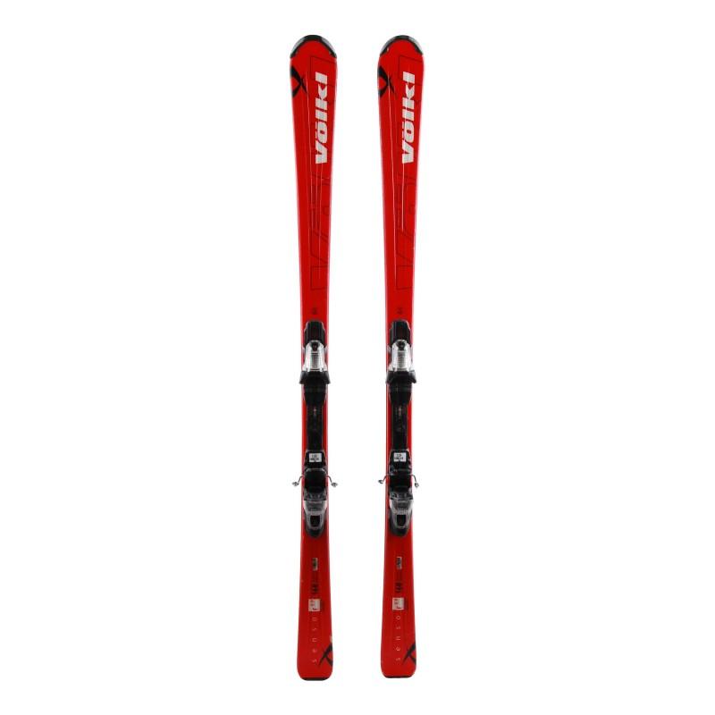 Ski Occasion Volkl Sensor 6.9 qualité A + Fixations