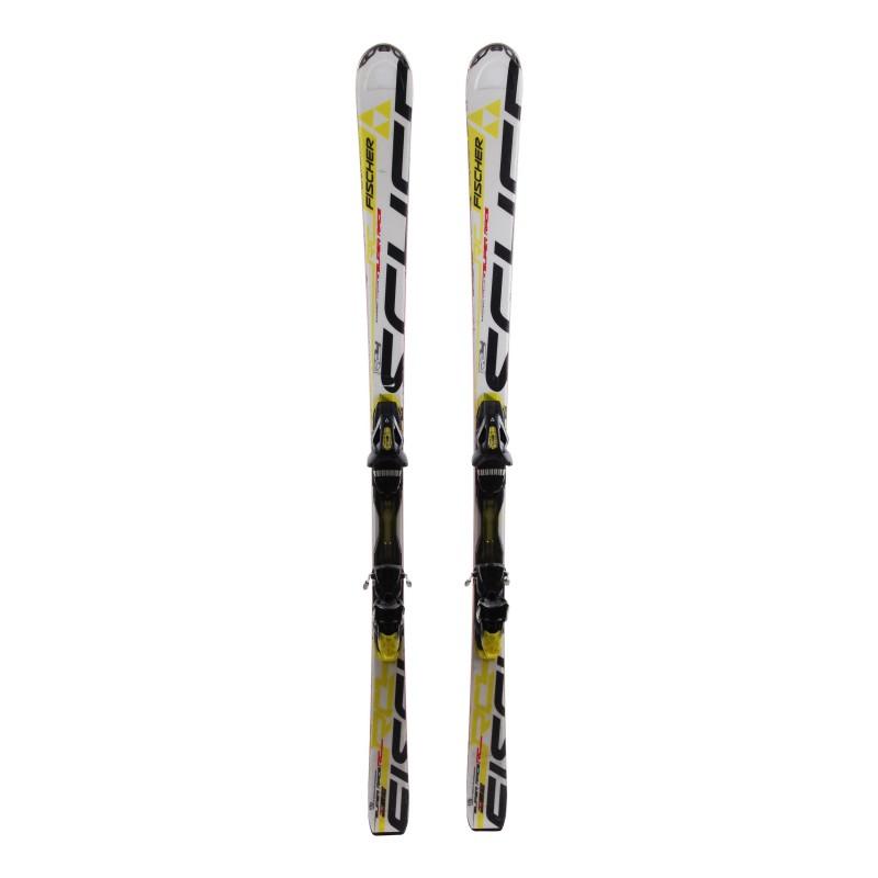 Ski occasion Fischer Super Race RC qualité B + fixations