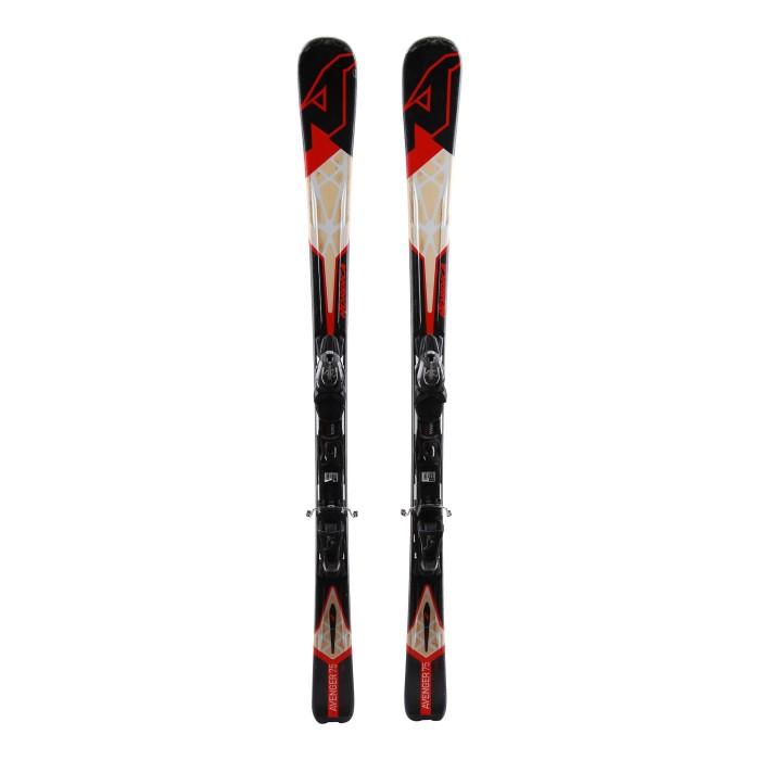 Ski occasion Nordica AVENGER 75 + Fixations
