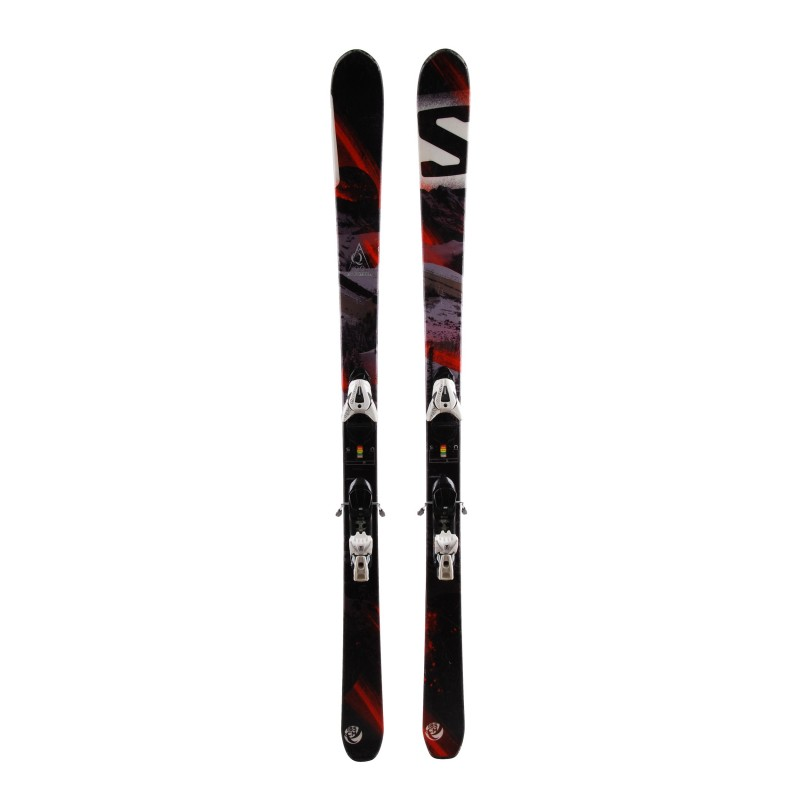 Ski Salomon Q 90 + bindings