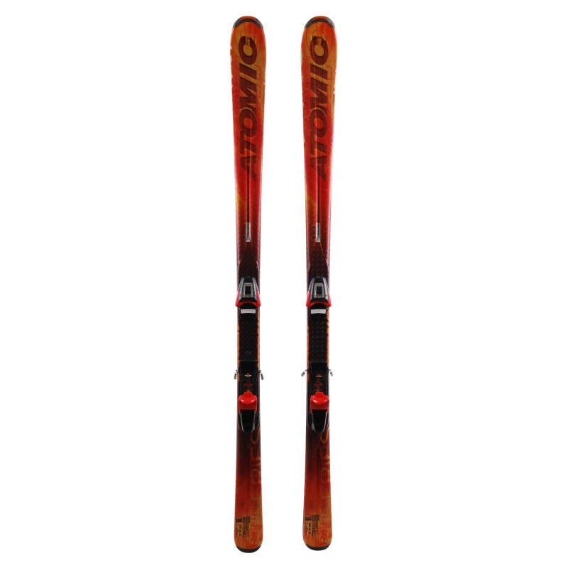 Ski occasion Atomic R9 Series + fixations - deuxième choix
