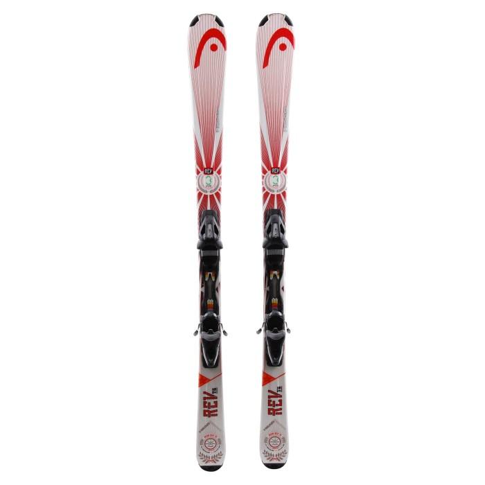 Ski Head Rev 75 + bindings