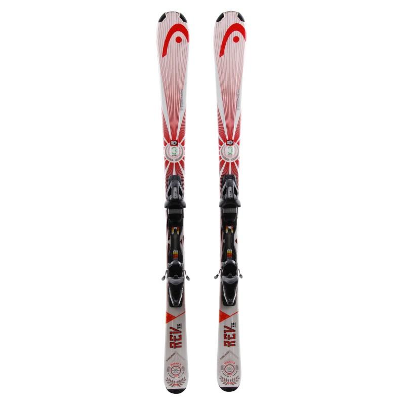 Ski occasion Head Rev 75 qualité A+ fixations