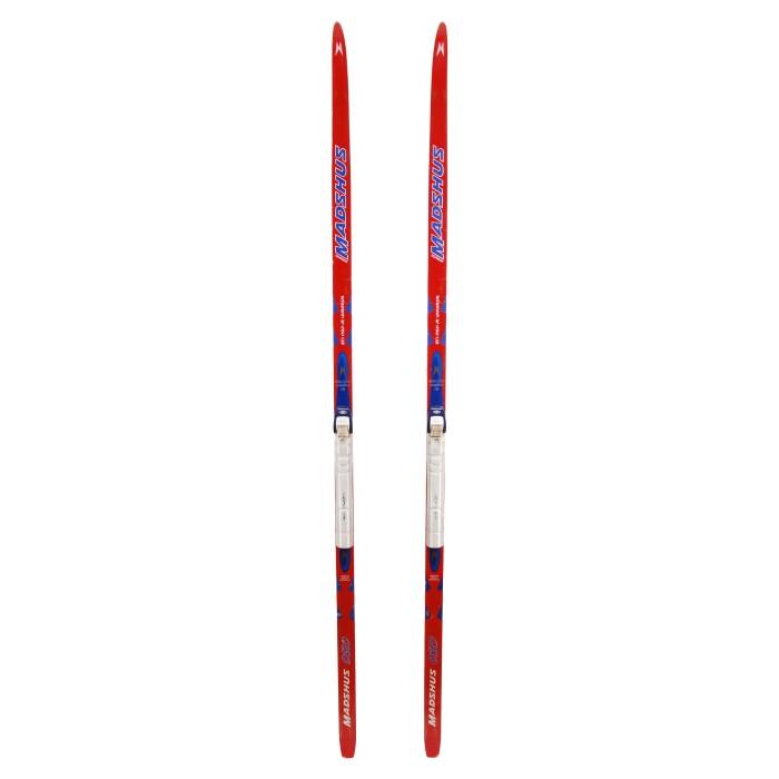 Ski de fond occasion Madshus Oslo jr universal+ fixation SNS Profil