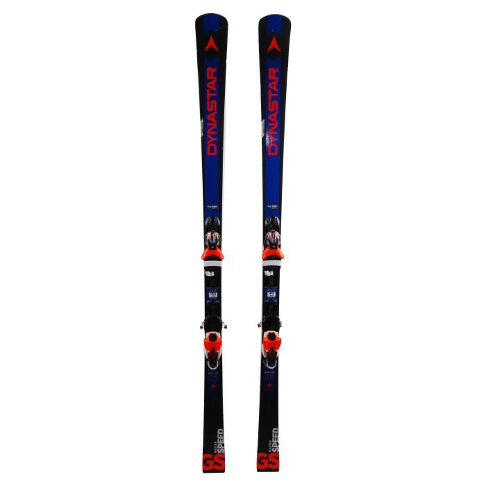 Ski Anlass Dynastar Speed master GS - Bindungen