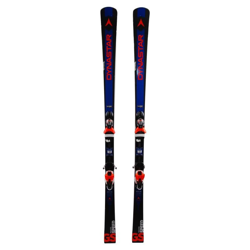 Ski occasion Dynastar Speed master GS + fixations