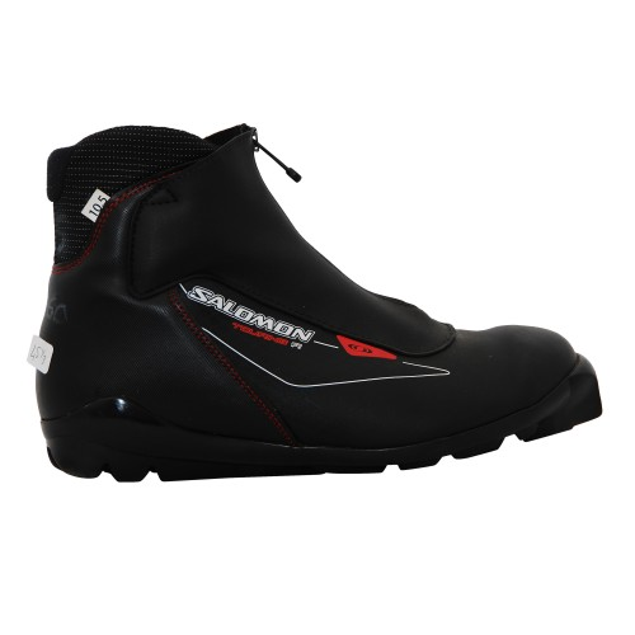 Salomon R Touring Black Gebrauchtlanglaufschuh