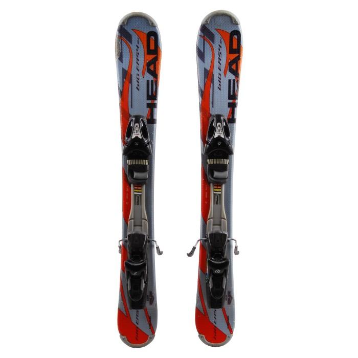 Mini Ski opportunity head big easy snowblade - bindings