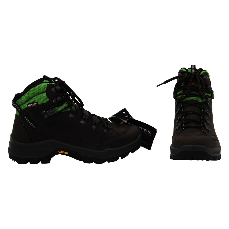 Used snowshoe and hiking shoe Alpina Stador woman