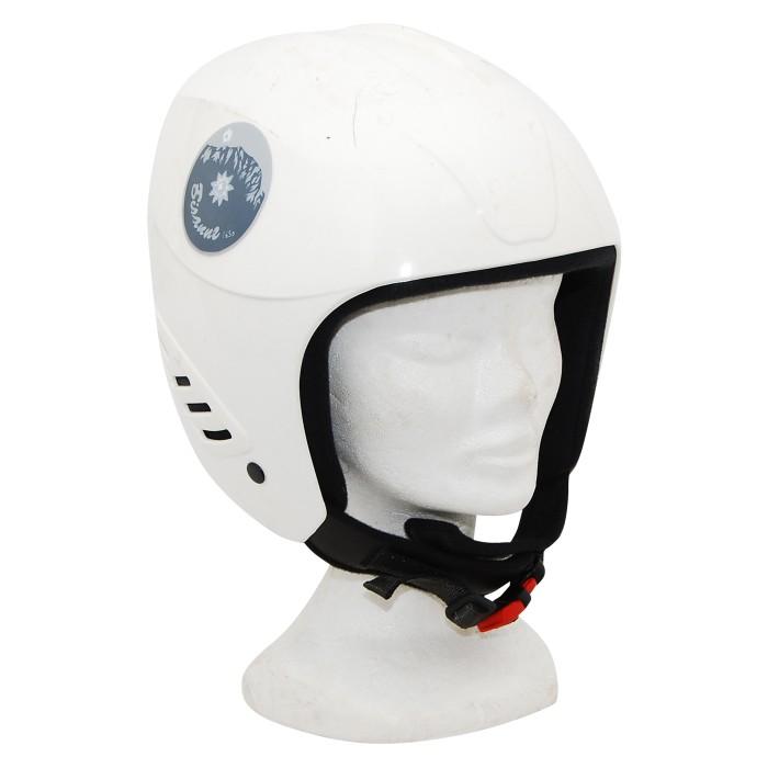 casque occasion Rock helmets blanc cône