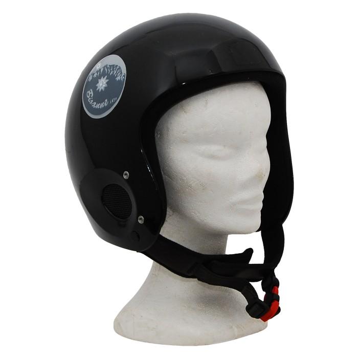 casque occasion Rock helmets noir rond