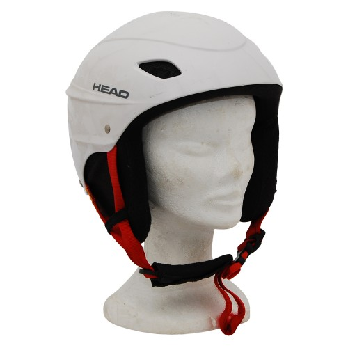 Casque ski occasion Head intersport blanc