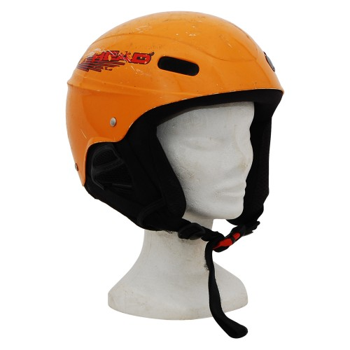 Casque ski occasion Head orange Liseret