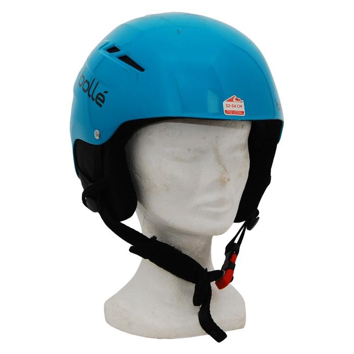 Casque ski occasion Bollé bleu cube
