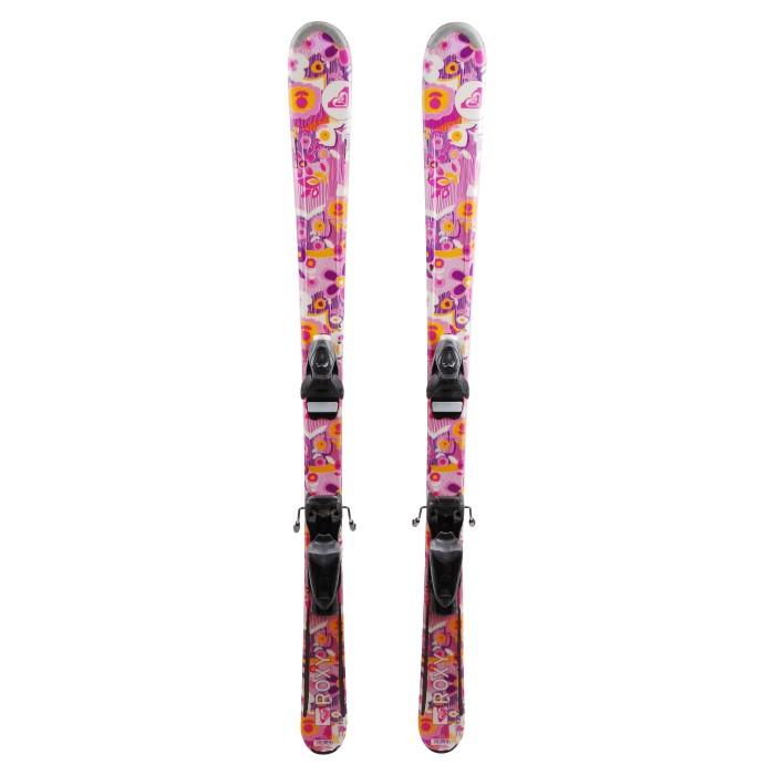 Ski occasion junior Roxy Flowers - bindings