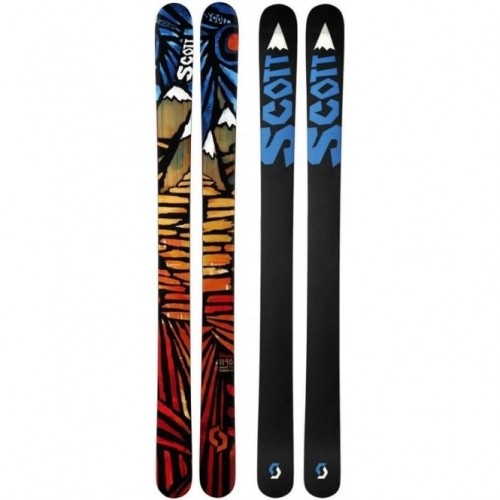 Ski Scott Scrapper - fijaciones look nx (frenos 120)