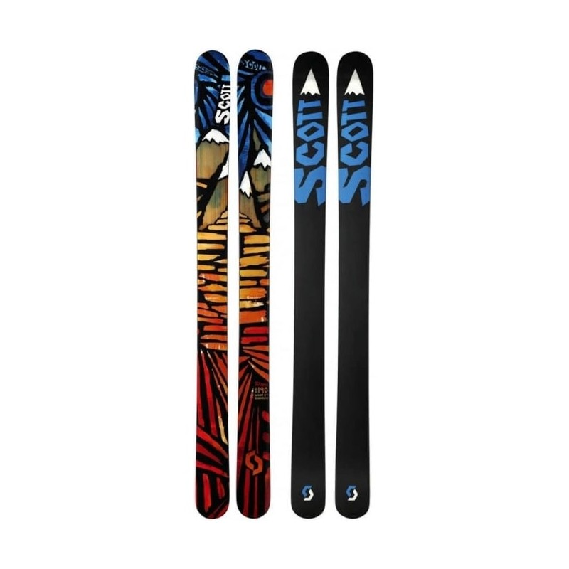 Ski Scott Reverse + bindings