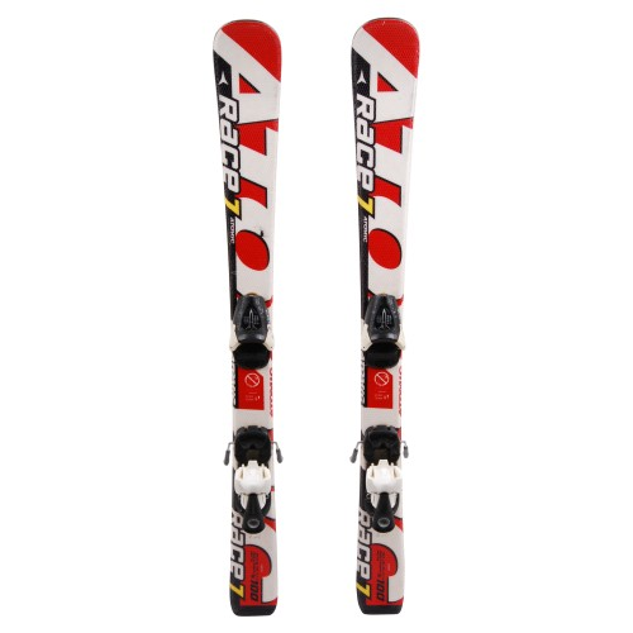 Ski occasion junior Atomic race 7/8/9/10 + fixations