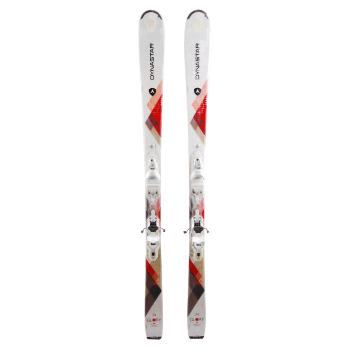 Ski occasion Dynastar GLORY 74+ fixations