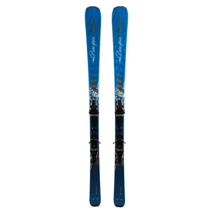 Ski occasion Elan Pure Spice + fixations