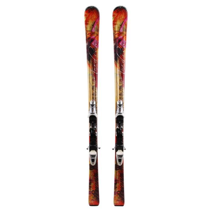 Esquí Nordica Axana + Fijaciones