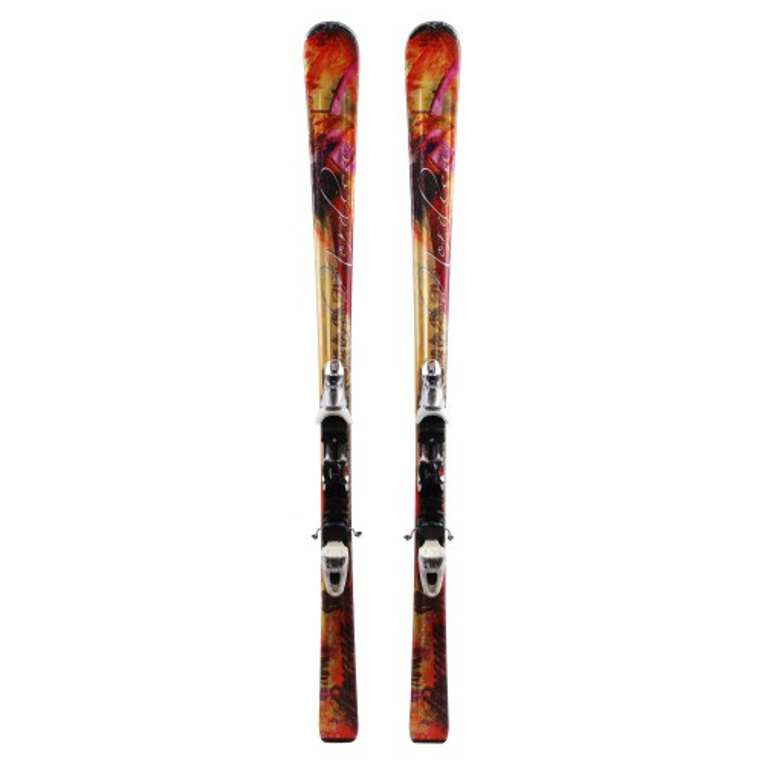 Ski occasion Nordica Axana + Fixations