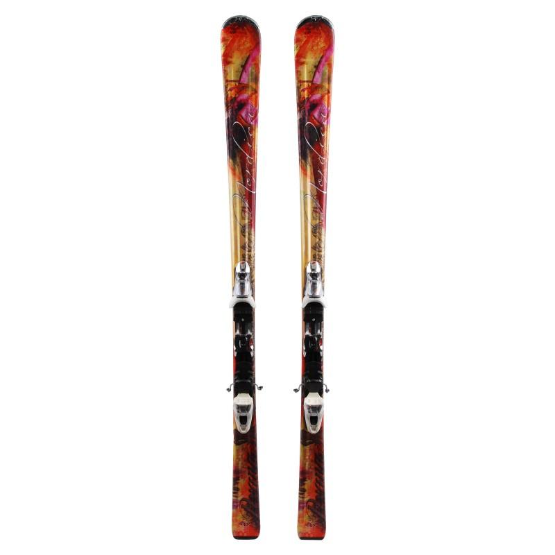 Ski Nordica Axana Fastrack 3 + Bindungen